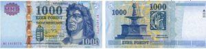 1000 форинт